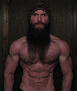 Brodacz bodybuilder