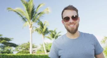 Jak dbać o brodę w lecie
