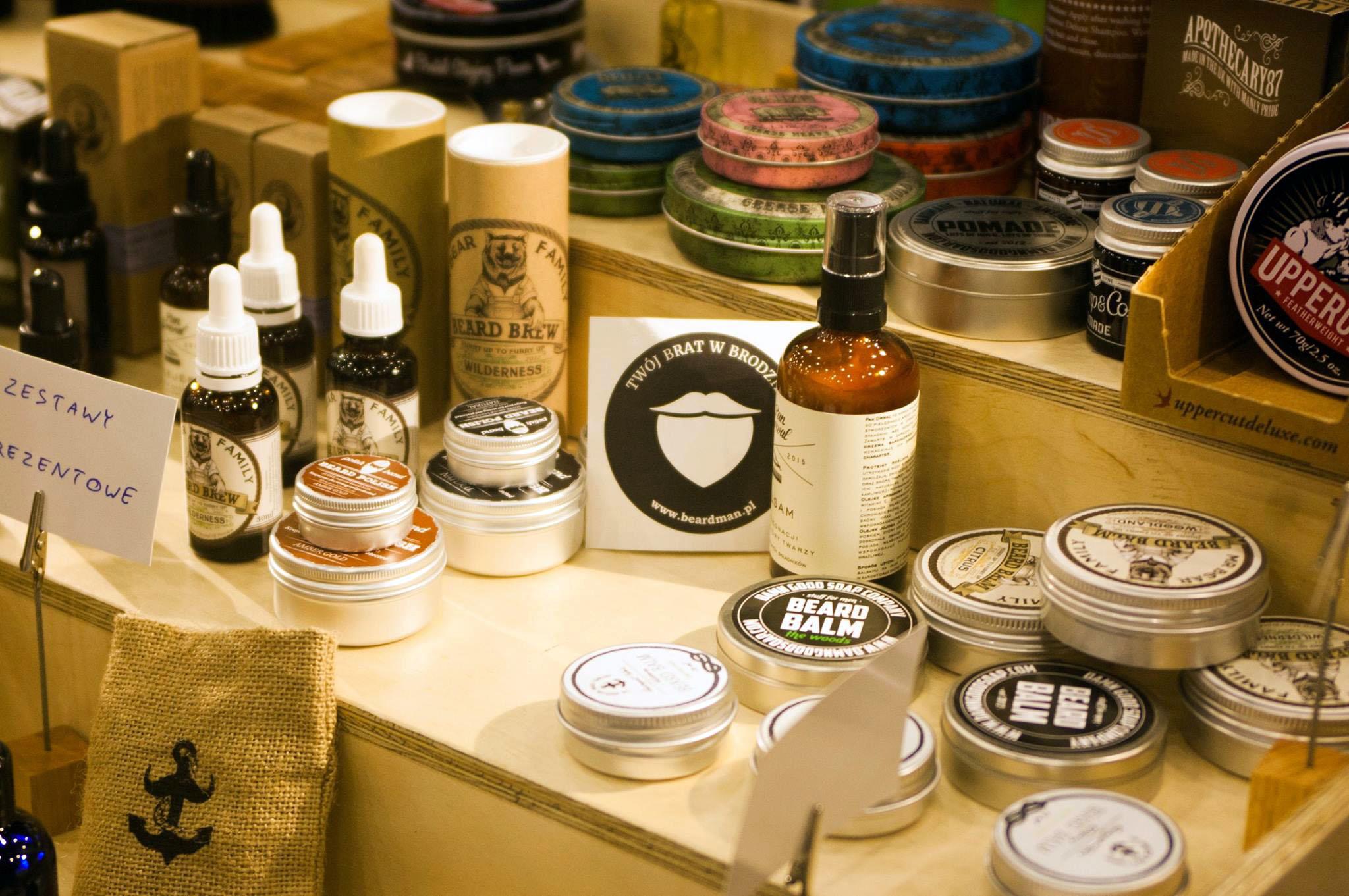 Kosmetyki do brody