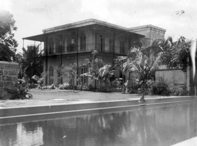 Dom Hemingwaya