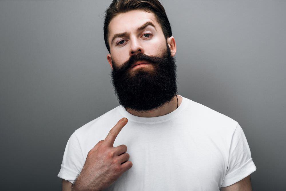 Jak zagęśćić brodę