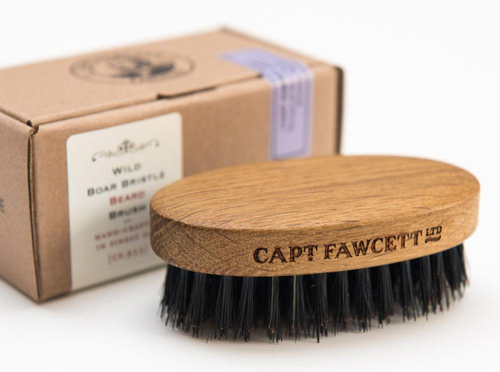 Szczotka do brody Captain Fawcett