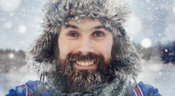 Jak dbać o brodę w zimie