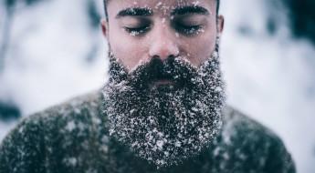 Olejek do brody na zimę