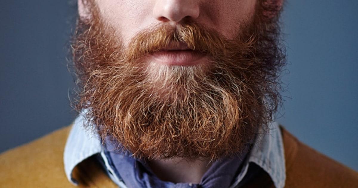 Jak wyprostować brodę