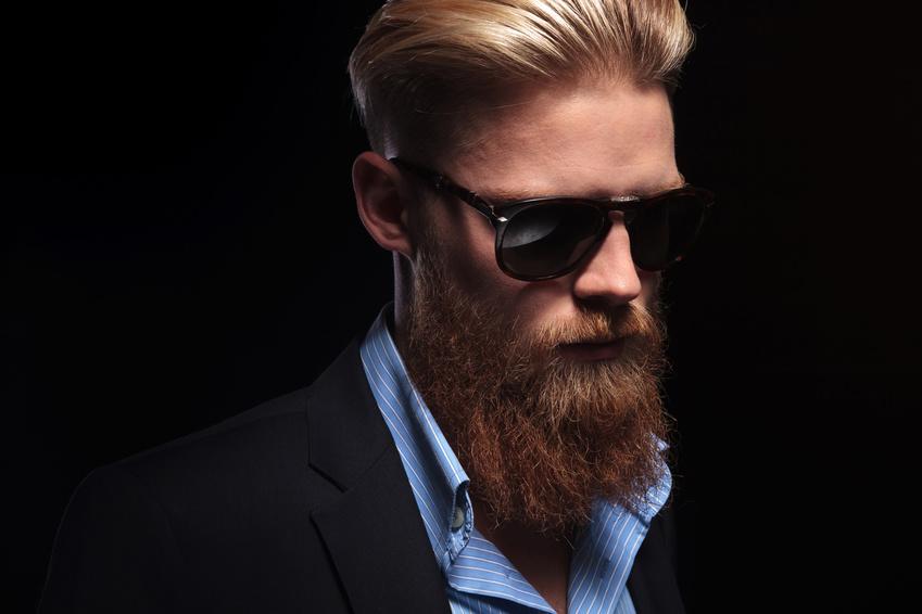 Zapuszczanie brody
