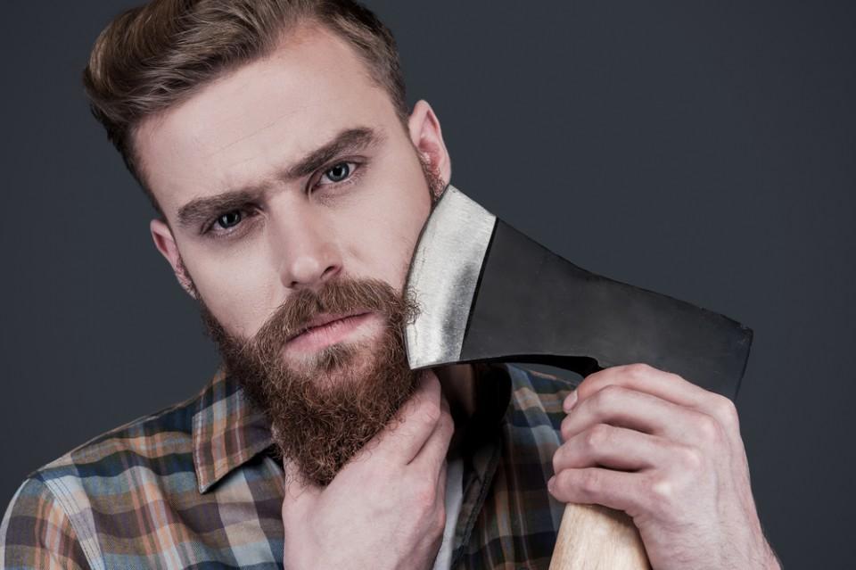 Czym golić brodę