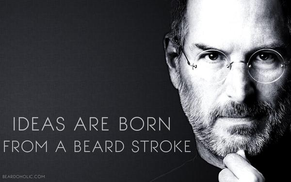 Smyranie brody