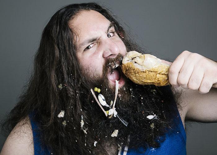 Jak jeść z brodą