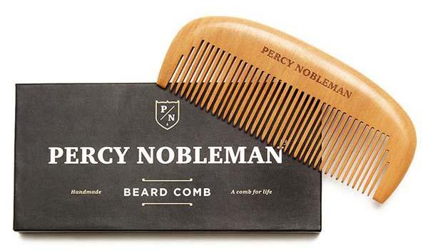Grzebień do brody w pudełku