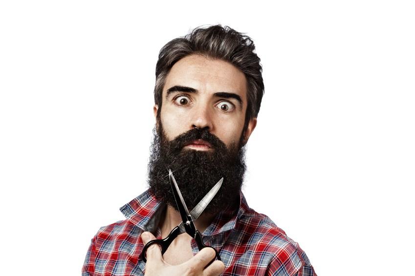 swędzenie brody sposoby