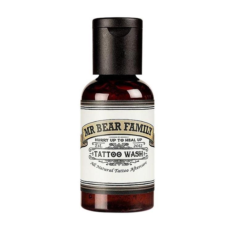 Szampon do mycia tatuażu Mr Bear Family